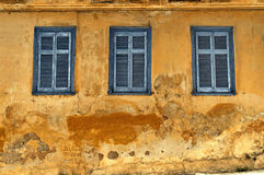 здание athens старое Стоковые Изображения
