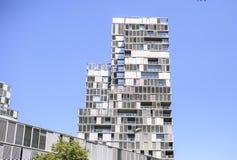 здание barcelona самомоднейшее Испания Стоковая Фотография RF