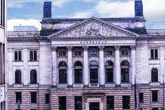 Здание Bundesrat в Берлине Германии Стоковые Фотографии RF