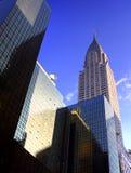 Здание Chrysler Corporation Стоковые Фотографии RF