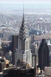 здание chrysler New York Стоковые Фото
