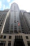 здание chrysler New York Стоковая Фотография