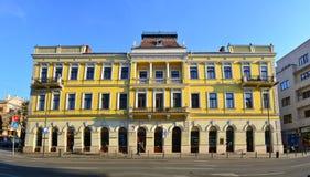 Здание Cluj Napoca Стоковое Изображение