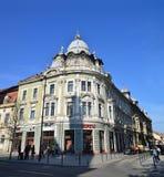 Здание Cluj Napoca Стоковые Фотографии RF