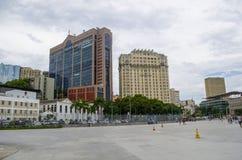 здание de janeiro rio Стоковое Изображение