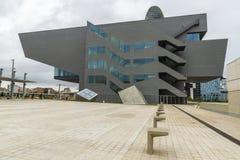 Здание Dhub Стоковые Изображения RF