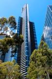 Здание Eureka снизу Стоковая Фотография RF