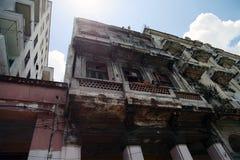здание havana старый Стоковое фото RF