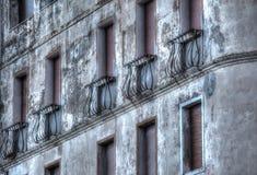 Здание Hdr стоковая фотография