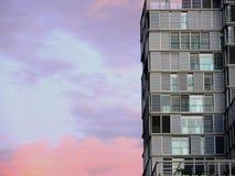 Здание Illa de Ла Llum в Барселоне Стоковая Фотография RF