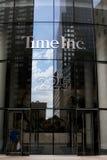 Здание Inc времени Стоковое Изображение RF