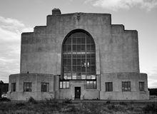 Здание Kootwijk радио Стоковые Изображения RF