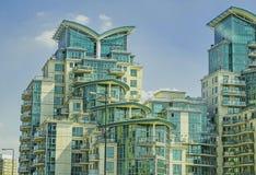 здание london самомоднейший Стоковые Изображения