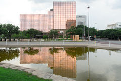 A Здание Maceo Смита федеральное стоковые фотографии rf