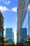 Здание MetLife стоковое изображение rf