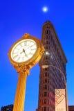 Здание New York City Flatiron Стоковые Изображения RF