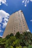 Здание Nissen в Уинстон-Сейлем Стоковое фото RF