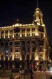 здание shanghai Стоковые Фото
