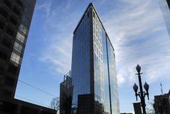 Здание Wells Fargo в Солт-Лейк-Сити Стоковые Изображения RF