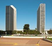 Здания агенства стоковые изображения rf