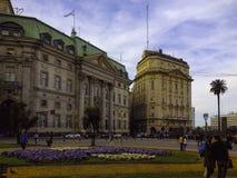 Здания Аргентины Стоковое Изображение