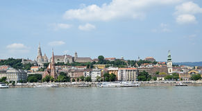 Здания Будапешта стоковое фото