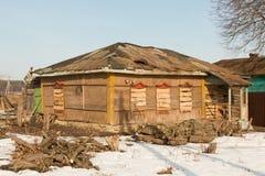 здания будут фермером старая Стоковое Изображение