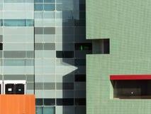 Здания вокзала Tiburtina Стоковое Изображение