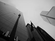 здания высокорослые Стоковые Изображения RF
