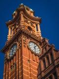 Здания в Манчестере, Англии Стоковые Изображения
