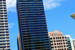 Здания в Сиднее, Австралии Стоковое Изображение