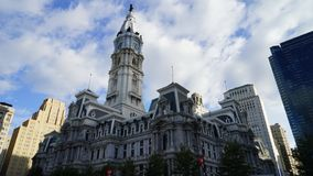Здания в Филадельфии, США Стоковое Фото