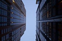 Здания в Чикаго Стоковые Фото