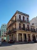 Здания Гаваны Ла стоковые фото