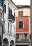 2 здания за кофе Pedrocchi в Падуе размещали в венето (Италия) Стоковое Изображение RF