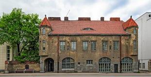 Здания и архитектура Sortavala Стоковое фото RF