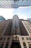 Здания Манхаттана, Нью-Йорк, США Стоковое фото RF