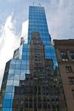 Здания Манхаттана, Нью-Йорк, США Стоковые Изображения