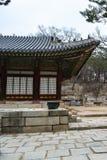 Здания на дворце area4 Changgyeong Стоковые Фото
