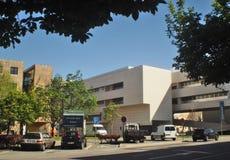Здания должностного лица Matosinhos Стоковые Изображения RF