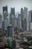 Здания Панама (город) Стоковое Изображение RF