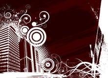 здания флористические Стоковые Изображения RF
