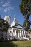 Здания Флорида США капитолия положения Tallahassee Флориды Стоковые Фотографии RF