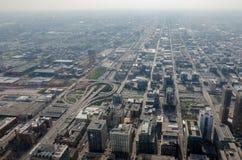 Здания Чикаго стоковое изображение rf