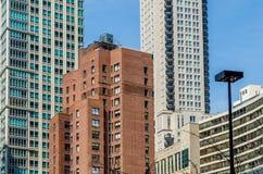 Здания Чикаго стоковые изображения