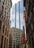 Здания boston Стоковая Фотография RF