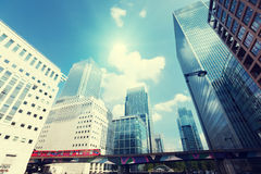 здания london самомоднейший Стоковое фото RF