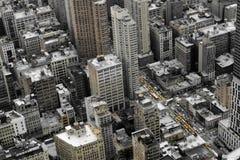 здания New York стоковая фотография