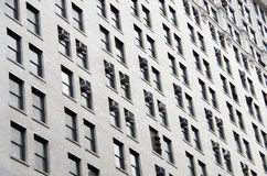Здания NYC предпосылки Стоковое Изображение RF
