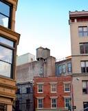 Здания NYC Стоковая Фотография RF